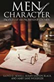 img - for 100 Men of Character Profiles of 100 Prominent LDS Men book / textbook / text book