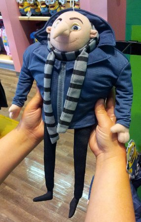 GRHOSE-Despicable-Me-animation-related-Plush-Doll