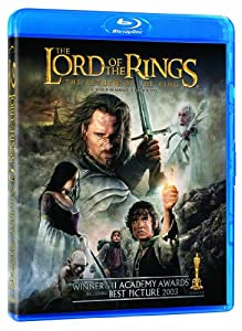 The Lord of the Rings: The Return of the King (Special Edition) [Blu-ray + DVD] (Bilingual)