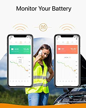 Roav SmartCharge Halo, by Anker, 3-Port USB 30W Car Charger with Quick Charge 3.0 and PowerIQ for iPhone Xs/XS Max/XR/X/8, iPad Pro/Air 2/Mini, Galaxy