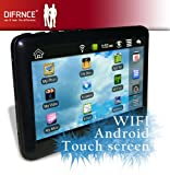 Difrnce MPT4300 WiFi Music Player mit Android 2.3