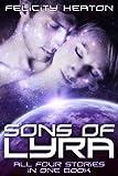Sons of Lyra: Science Fiction Romance Anthology (English Edition)