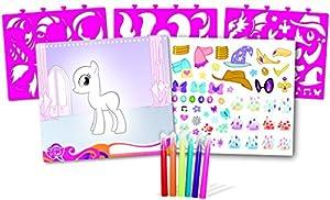 My Little Pony Sketch Portfolio Craft Kit
