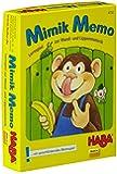 Haba Kartenspiel Mimik-Memo