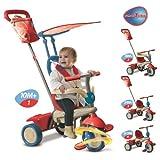 Giochi Preziosi Ofr6700400 Triciclo de Smart Trike vainilla 4 1 Rojo