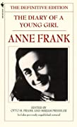 The Diary of a Young Girl by Anne Frank cover image