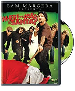Bam Margera Presents: Where the #$&% is Santa? (Sous-titres franais) [Import]