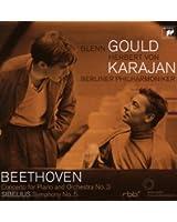Beethoven Klavierkonzert Nr. 3/Sibelius Sinfonie Nr. 5 (Live)