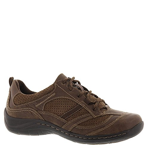 Earth Women's Redroot Walking Shoe,Brown Nubuck,8 M US