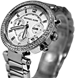 Michael Kors Silver Watch MK5353