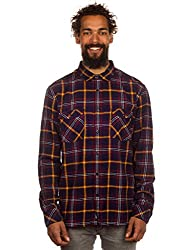 Quiksilver Men's Casual Shirt (3613370614561_EQYWT03214_Small_Iconscope Na)