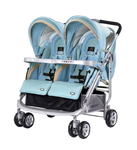 Travel System For Twins front-98200