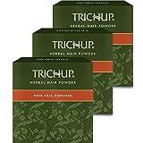 Trichup Hair Fall Control Herbal Hair Powder (120 g x 3) (Pack of 3)