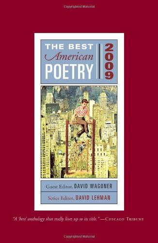 The Best American Poetry 2009: Series Editor David Lehman