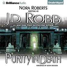 Purity in Death: In Death, Book 15 Audiobook by J. D. Robb Narrated by Susan Ericksen