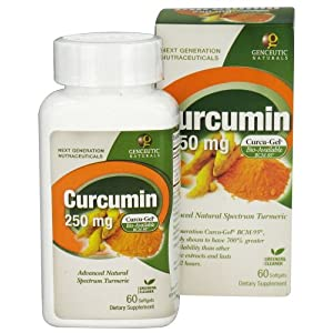 Nat. Curcumin BCM-95 250 mg