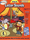 img - for Hooked on Phonics Pre-K Letter Sounds Workbook book / textbook / text book