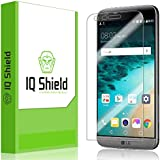 LG G5 Screen Protector, IQ Shield® LiQuidSkin Full Coverage Screen Protector for LG G5 HD Clear Anti-Bubble Film - with Lifetime Warranty
