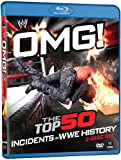 50 Most Shocking Surprising Amazing Moments in Wwe [Blu-ray] [Import]