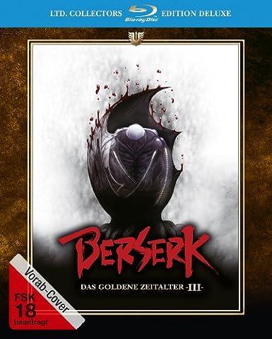 Berserk - Das goldene Zeitalter III, Blu-ray - Special Edition