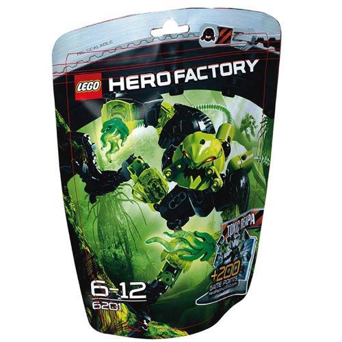 Jeux de construction lego hero factory 6201 jeu de construction toxic meilleure offre - Lego hero factory jeux ...