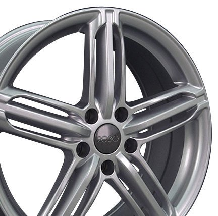 Wheel1x - RS6 Style Replica Wheels Fits Audi