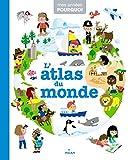 Image de atlas du monde