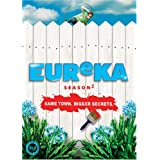 Eureka: Season 2by Colin Ferguson