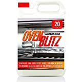 Pro-Kleen 1 X 5 Litres Oven Blitz Cleaner (INCLUDES 10 BAGS)
