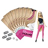 Barbie Designable Hair Extensions Doll