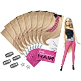 BarbieDesignable Hair Extensions Doll