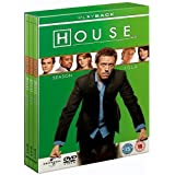 "House, M.D. - Season 4 [4 DVDs] [UK Import]von ""M.D. House"""