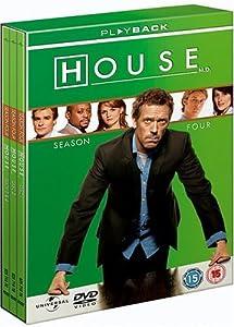 House - Season 4 - Complete [DVD]