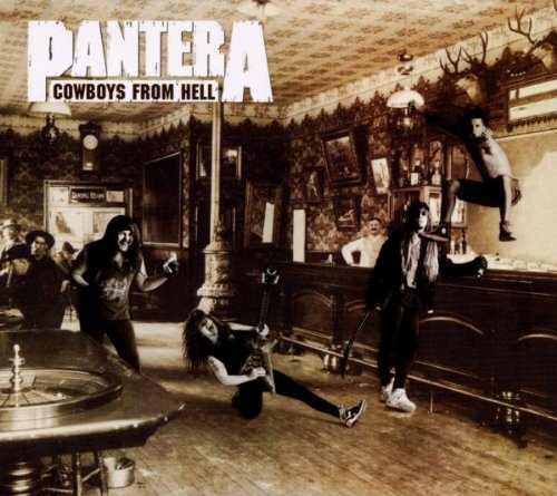 PANTERA - Cowboys From Hell (Deluxe Edition 3CD) - Zortam Music