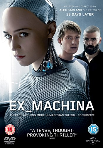 Ex Machina [DVD] [2015]
