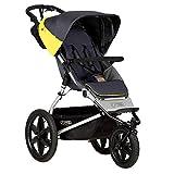 300-D-Polyester-Water-Resistant-Solus-Terrain-Premium-Jogging-Stroller