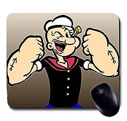 Awwsme Popeye Mousepad