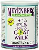 Meyenberg Non Fat Powdered Goat Milk, Vitamins A&D, 12 Ounce