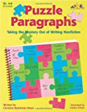 img - for Puzzle Paragraphs: Taking the Mystery Out of Writing Nonfiction book / textbook / text book