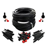 46 Metre Micro Irrigation Automatic Plant Watering Drip System