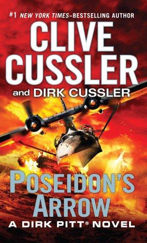 book cover of Poseidon\'s Arrow