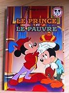 Le prince et le pauvre by Disney