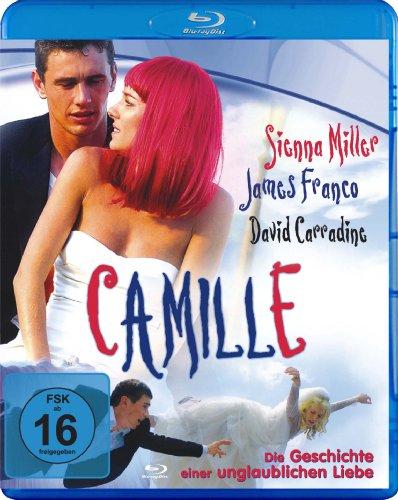 Camille - Die Geschichte einer unglaublichen Liebe (Blu-ray)