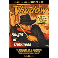 Radio Survivor's Top Radio Shows - Jennifer's #5: The Shadow
