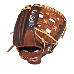 Buy Louisville Slugger Icon Infielders Baseball Gloves Ic1175 H-Web by Louisville Slugger