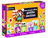 Nathan - 31411 - Jeu Educatif et Scientifique - Grand Coffret Petite Section