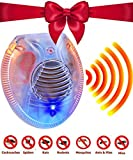 Ultrasonic Rodent Electronic Plugin Pest Repeller