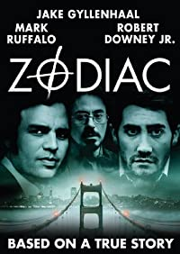 Zodiac (HD) Thriller * Jake Gyllenhaal, Mark Ruffalo, Robert Downey Jr.