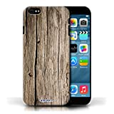 STUFF4 Phone Case / Cover for Apple iPhone 6/6S / Driftwood Design / Wood Grain Effect/Pattern Collection