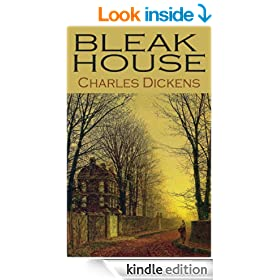 BLEAK HOUSE (complete, unabridged and with all the original illustrations from first publication)